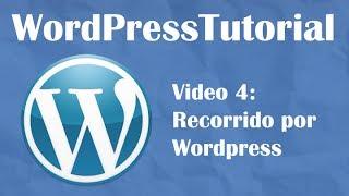 Aprende Wordpress desde el inicio -- 4