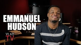 Emmanuel Hudson on Facing off with Kevin Hart
