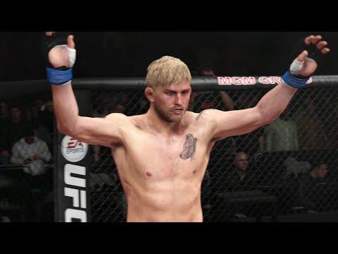 EA Sports UFC Demo - Short Gameplay