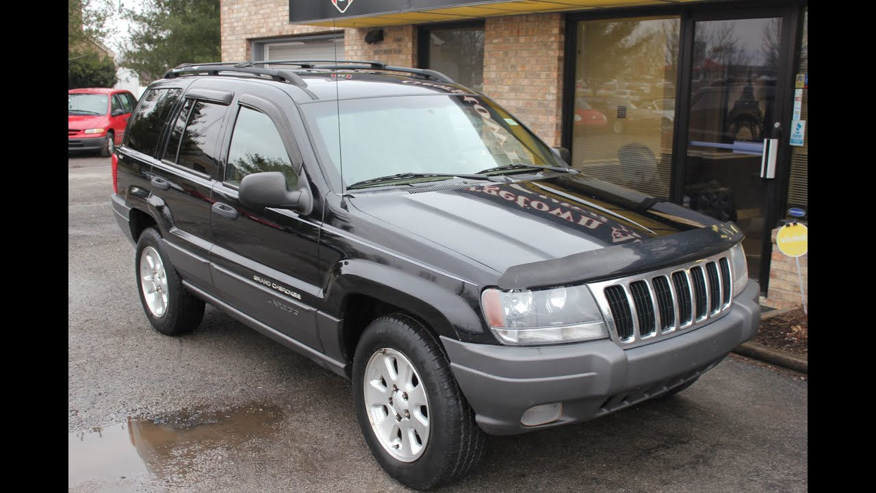 used 2001 jeep grand cherokee laredo 4x4 for sale georgetown auto. Cars Review. Best American Auto & Cars Review