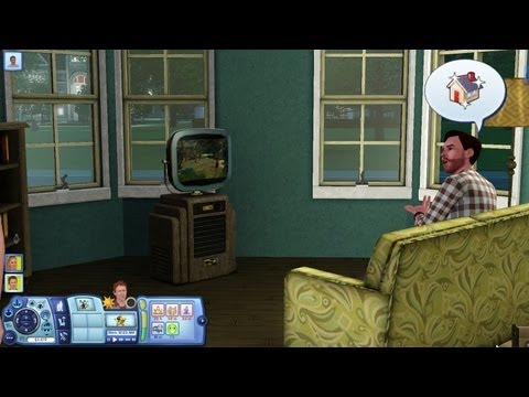 The Sims 3 Seasons Gameplay