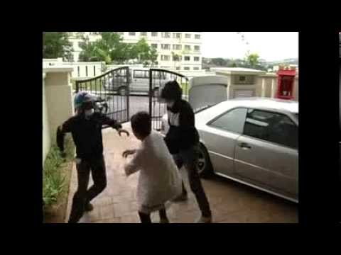 Robbery Crime Compilation, Malaysia #2 HQ