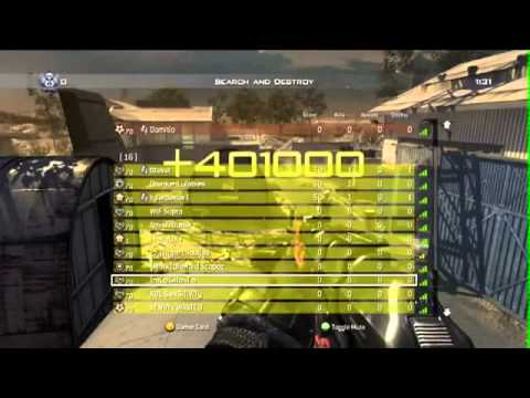 MW2 Challenge Lobby TU7 After Patch - Xbox 360 4/1/12