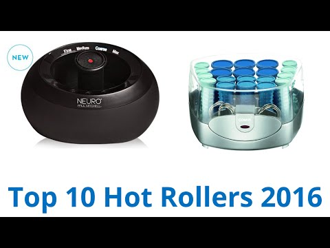 10 Best Hot Rollers 2016