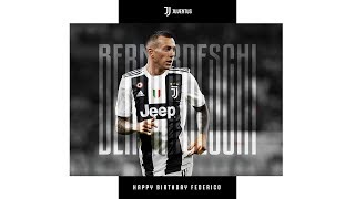 Happy birthday, Federico Bernardeschi!
