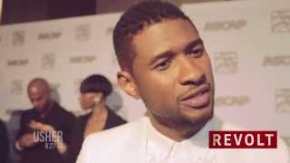 Usher Talks Being Honored At Ascap Awards