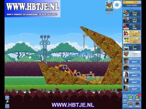 Angry Birds Friends Tournament Level 2 Week 103 (tournament 2) no power-ups
