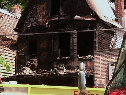 Mother, Son Among 6 Dead in New Jersey Fire