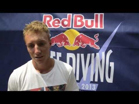 Krzysztof Kolanus - Cliff Diving 2013 Włochy
