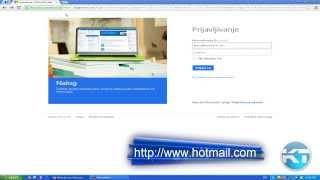Kako Napraviti Hotmail Email Adresu ? SRB/CRO/BIH
