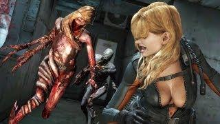 Resident Evil Revelations Rachael Ooze Trailer