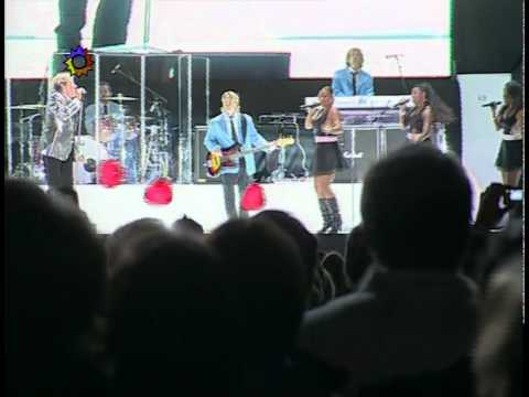 Rod Stewart - It's a heartache (Argentina 2008)