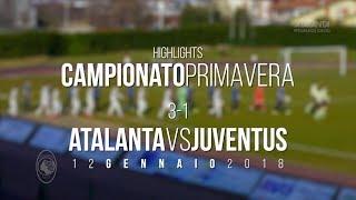 Primavera, Atalanta-Juventus 3-1: gli highlights