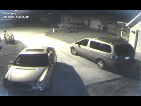 Vehicle Burglary Suspect