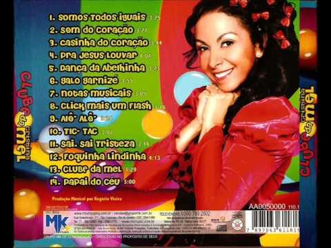 CLUBE DA CRISTINA MEL CD COMPLETO