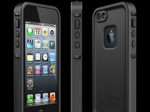 LifeProof Case for iPhone 5: Review + GiveAway Details