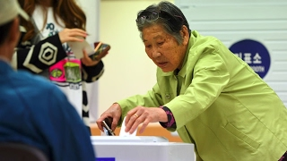 بالفيديو.. كوريا الجنوبية: انطلاق عملية التصويت لانتخاب رئيس جديد للبلاد |