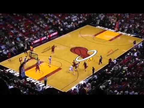 Miami Heat vs Detroit Pistons Dec 3, 2013
