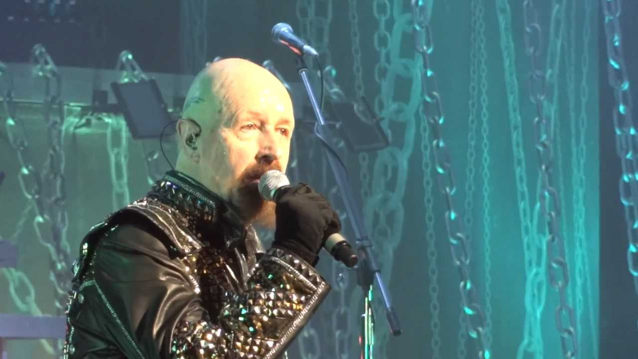 Judas Priest The Green Manalishi Live Montreal 2011 HD ...