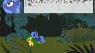 Green Bean Plays Super Filly Adventures: Creepy Pasta