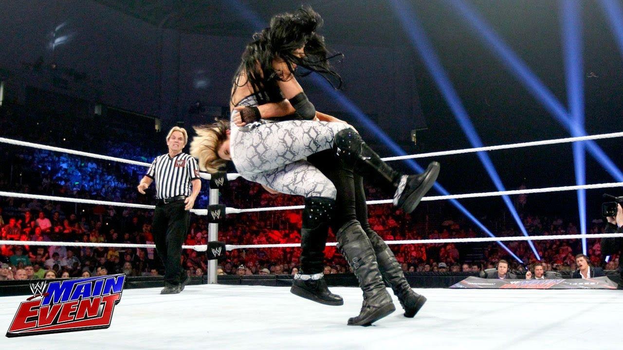 WWE Wardrobe Malfunction