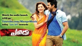 Yevadu Full Audio Launch Ram Charan, Shruti Haasan, Amy
