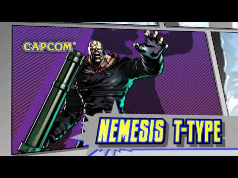 Character Overview Trailer:  Introducing Doctor Strange and Nemesis! - ULTIMATE MARVEL VS CAPCOM 3