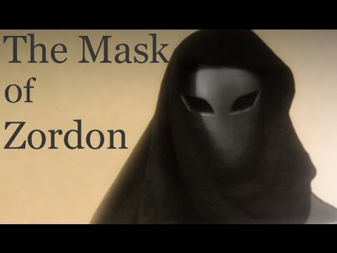 The Making of Zordon's Mask