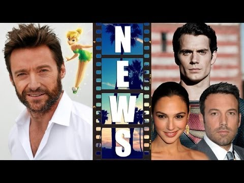 Hugh Jackman for Pan 2015, Batman vs Superman or Justice League?! - Beyond The Trailer