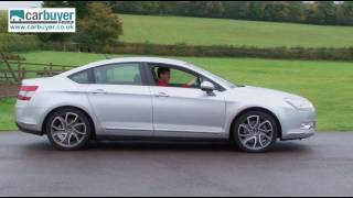 Citroen C5 inceleme - CarBuyer