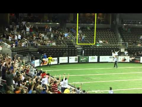 Jared Lorenzen Bomb for NKY River Monsters vs. EKY Drillers