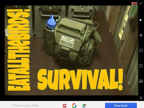 "The Best ""Get Home/Bug Out Bag/Survival Kit"" Ever? - You Tell Me."