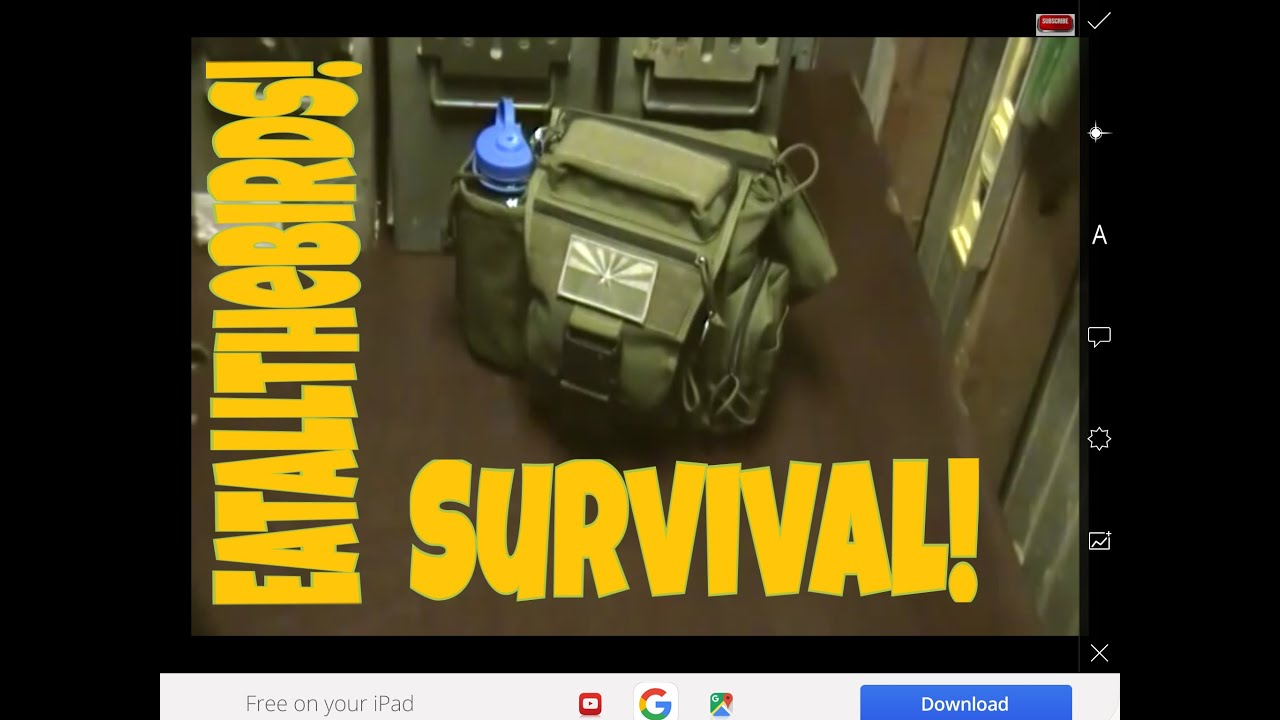 Best survival knife for bug out bag youtube