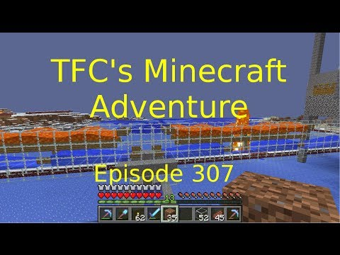 E-307- Finishing Iron Farm - TFC's Minecraft Adventure