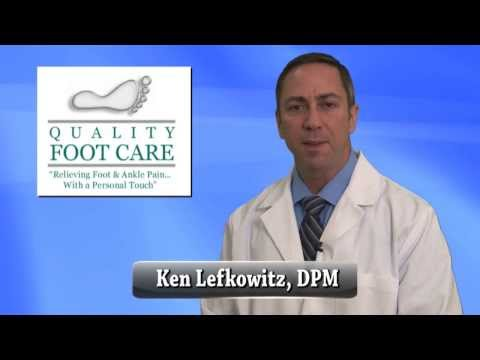 Heel Pain -  Doylestown and Buckingham , PA - Podiatrist Ken Lefkowitz, DPM