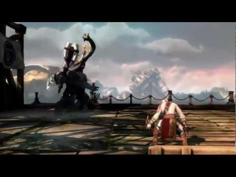 God of War Ascension - Gameplay Walkthrough E3 2012 Demo [HD] (God of War 4 PS3),