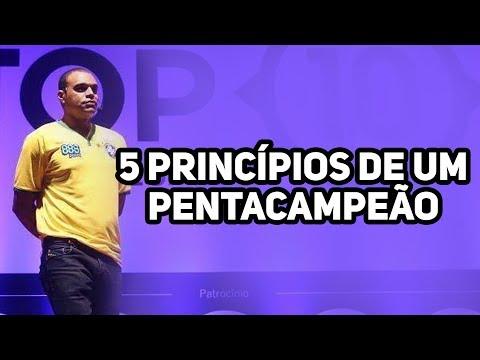 5 princípios de um pentacampeão