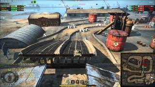 Let's Play World of Tanks (WoT) - M24 Chaffee Sport #152 - The Heat is On - Deutsch -