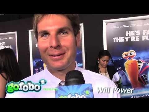 Turbo Premiere - Will Power (IndyCar Racer)
