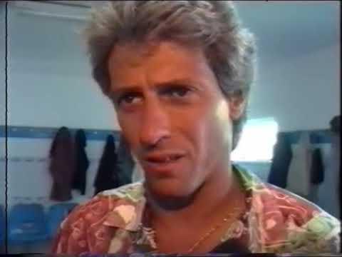 Jorge Jesus em 1991 (treinador do Amora FC)