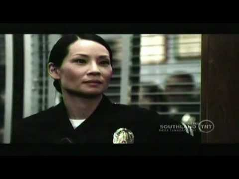 Southland - Lucy Liu Youtube Beat Down Scene