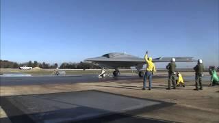 X-47B Radara Yakalanmayan insansız Bombardıman Uçağı
