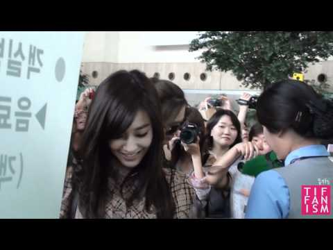 [fancam] 110910 gimpo airport departure
