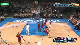 NBA 2k14::NBA 2k14 XBOX ONE Gameplay::Can Kyrie Irving Do