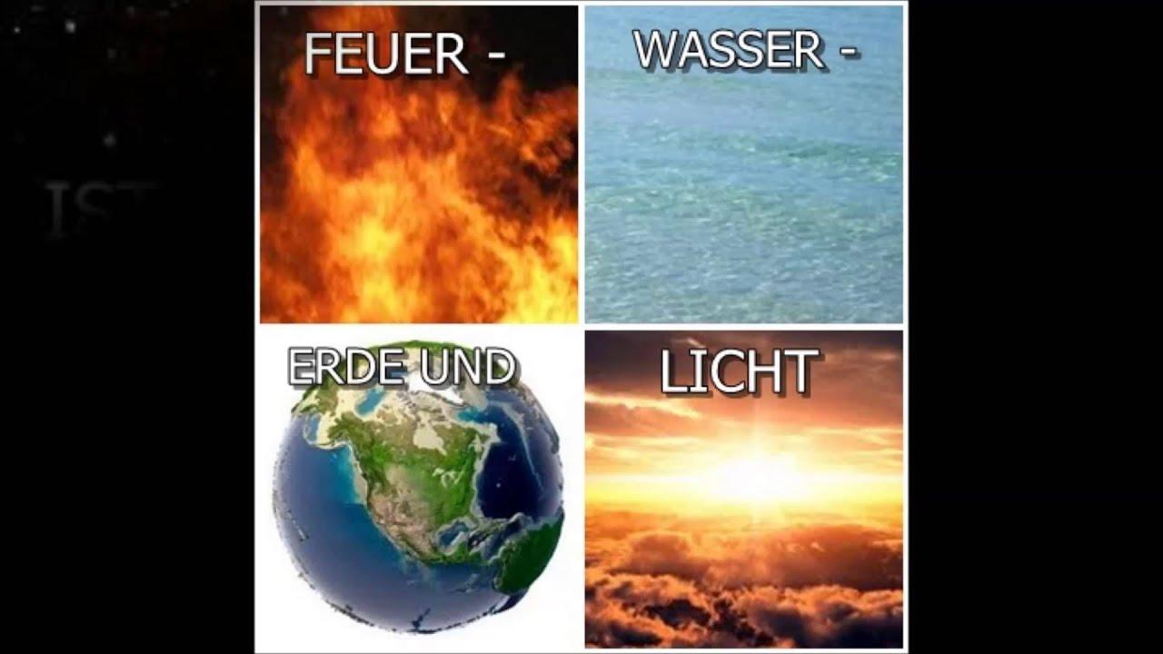 feuer vs wasser