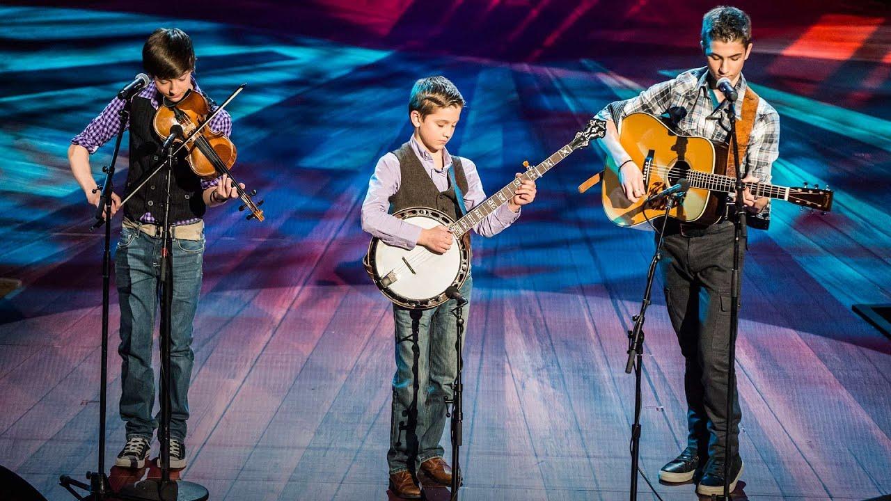 Sleepy Man Banjo Boys Bluegrass Virtuosity From New Jersey YouTube