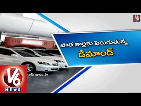 Increasing Demand for Used Cars
