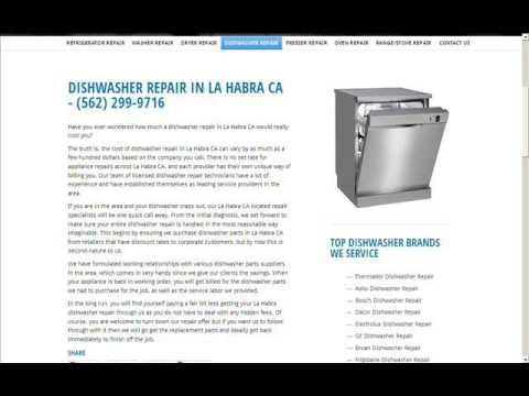Express Appliance Repair of La Habra, (562) 299-9716