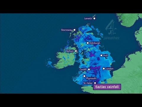 UK Floods: why has the weather been so bad?