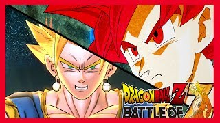 Dragon Ball Z: Battle Of Z Super Vegito Unlock Super